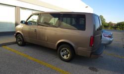 1998 Chevrolet Astro Minivan