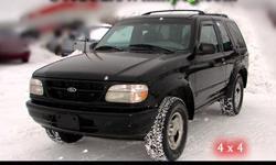 1998 Ford Explorer Sport 4 x 4 - Safetied