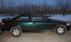 1998 Honda Civic Si-G