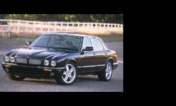 1998 Jaguar XJR for