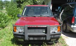 1998 Land Rover Range Rover HSE SUV