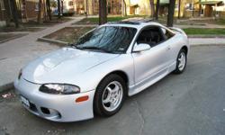 1998 Mitsubishi Eclipse GS Coupe