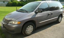 1998 Plymouth Voyager Minivan (AS IS
