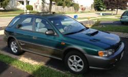1998 Subaru Impreza Outback Sport RS