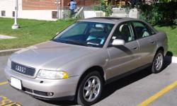 1999 Audi A4 Quattro 2.8 V6