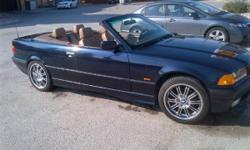 1999 BMW Convertible