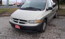 1999 Dodge Caravan Minivan 416.953-0122