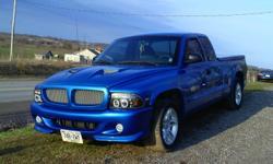 1999 Dodge Dakota RT Pickup Truck