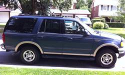 1999 Ford Expedition - Eddie Bauer