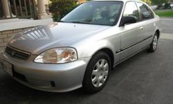 1999 Honda Civic sedan Sedan