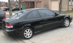 1999 Honda Civic SIR Coupe