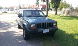 1999 Jeep Cherokee Sport Classic 4X4 Auto 4DR