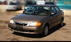 1999 Mazda Protege - Safetied
