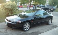 1999 Mercury Cougar V6 2.5L Hatchback