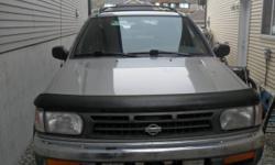 1999 Nissan Pathfinder Chilkoot Edition