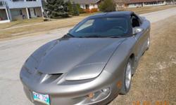 1999 Pontiac Firebird Coupe , Glass T Tops, Loaded, OBO