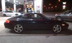 1999 PORSCHE 911 CARRERA COUPE ONLY  + HST
