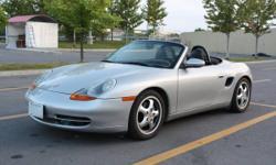 1999 Porsche Boxster Convertible