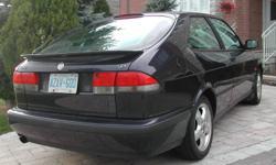 1999 Saab 9-3 3 dr hatch Hatchback