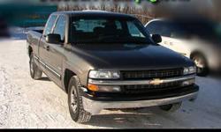 2000 Chevrolet Silverado 1500 EXT - Safetied