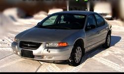 2000 Chrysler Cirrus LX - Safetied