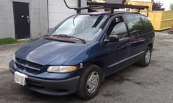 2000 Dodge Caravan Cargo Van Minivan