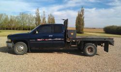 2000 Dodge Power Ram 3500 Turbo Diesel Pickup Truck