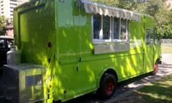 2000 Ford E-350 / STEP VAN / FOOD TRUCK FOR SALE!!!