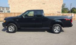 2000 FORD F-150 ** 4x4, EXTENDED CAB**