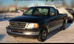 2000 Ford F-150 - Safetied