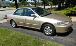 2000 Honda Accord; Sold with Safety and e-Test