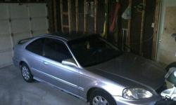 2000 Honda Civic Coupe Great Condition Safety+ Etest