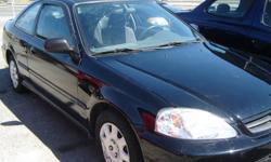 2000 Honda Civic Coupe