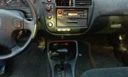 2000 Honda Civic EX Coupe - AS IS