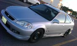 2000 Honda civic SI for