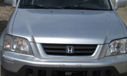 2000 Honda CR-V Fully Loaded