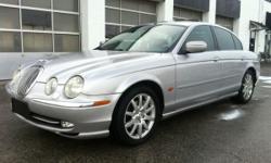 2000 JAGUAR S-TYPE - EXECUTIVE PKG - CLEAN CAR-PROOF