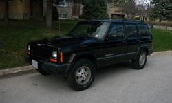 2000 Jeep Cherokee SUV