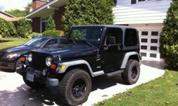 2000 Jeep TJ Sport SUV
