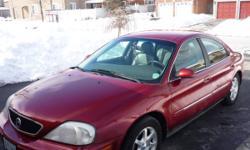 2000 Mercury Sable Sedan