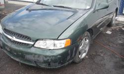2000 NISSAN ALTIMA FOR PARTS OR FIX RUSTY FRAME