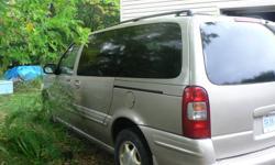 2000 Oldsmobile Silhouette Minivan