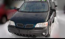 2000 Pontiac Montana - Safetied