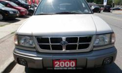 2000 Subaru Forester S