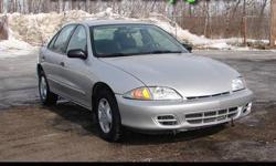 2001 Chevrolet Cavalier - Safetied