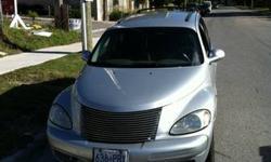 2001 Chrysler PT Cruiser Certified & E Tested