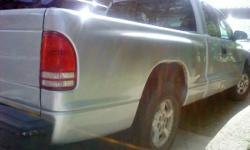 2001 Dodge Dakota Extended Cap