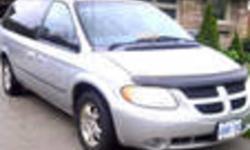 2001 Dodge Grand Caravan Sport Minivan