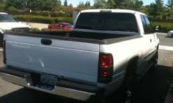 2001 Dodge Power Ram 2500 Pickup Truck extended