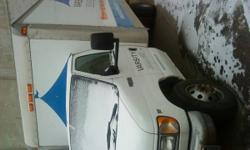 2001 Ford E350 Cubevan cert/e-test